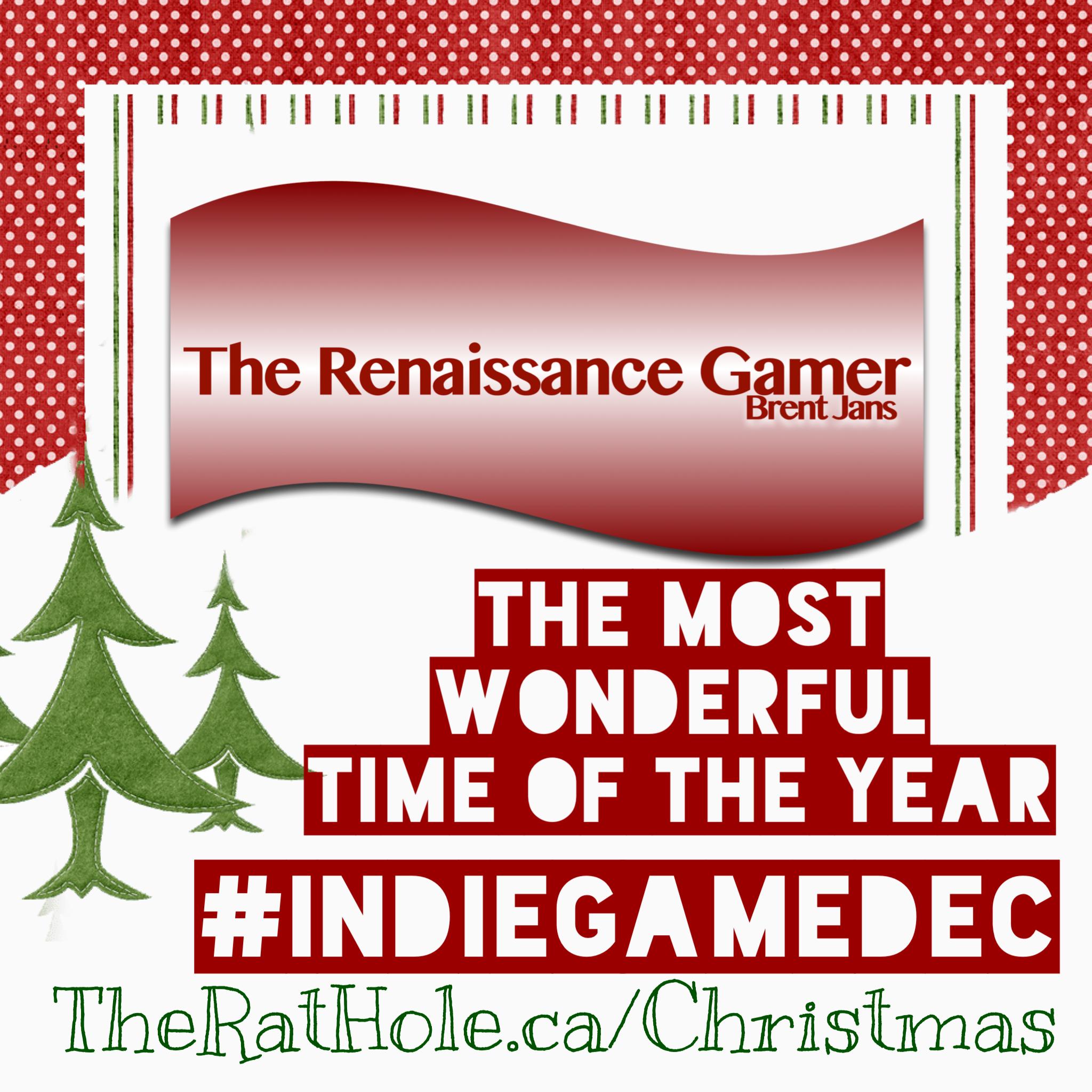 Renaissance Gamer (Dec 07, 2020)