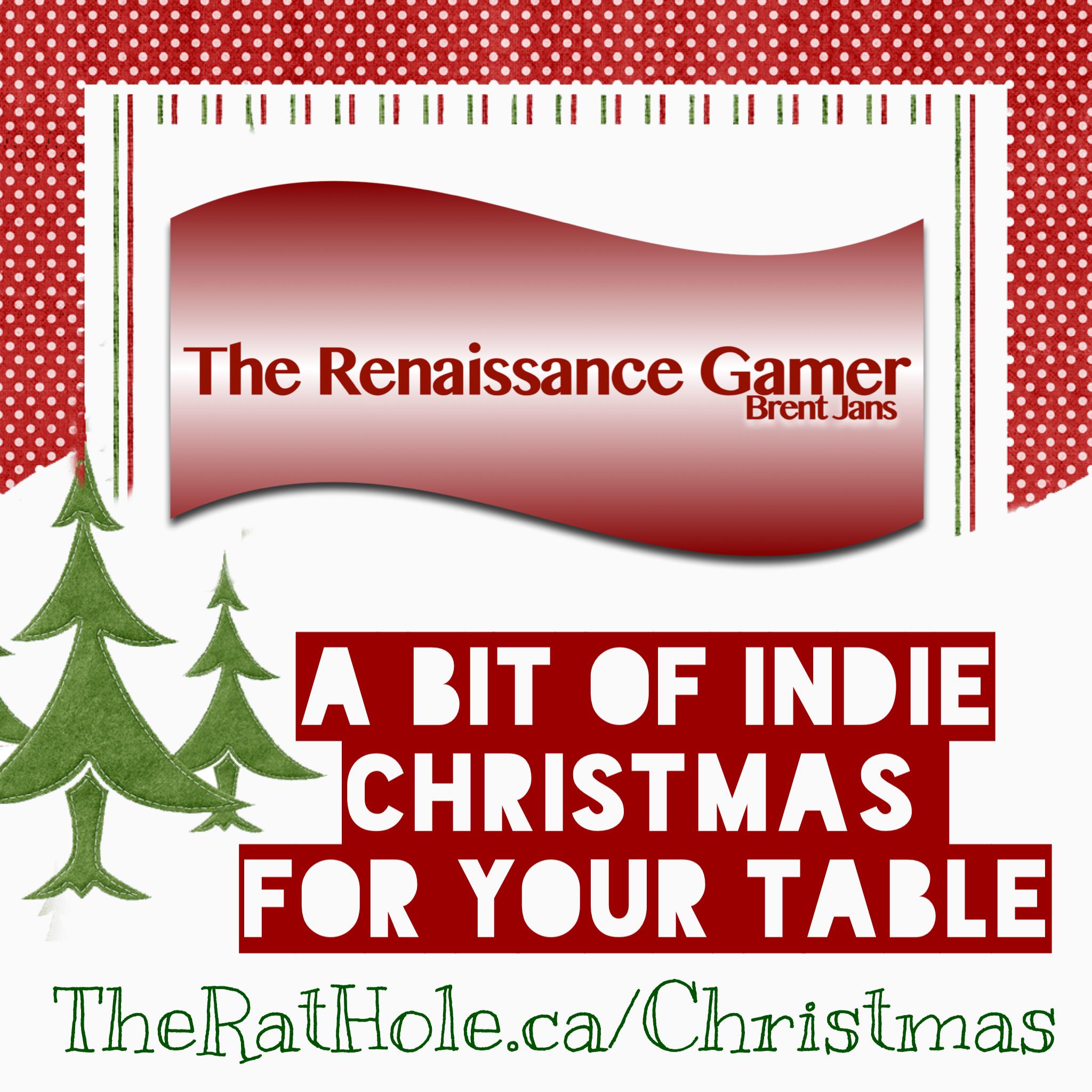 Renaissance Gamer (Nov 23, 2020)