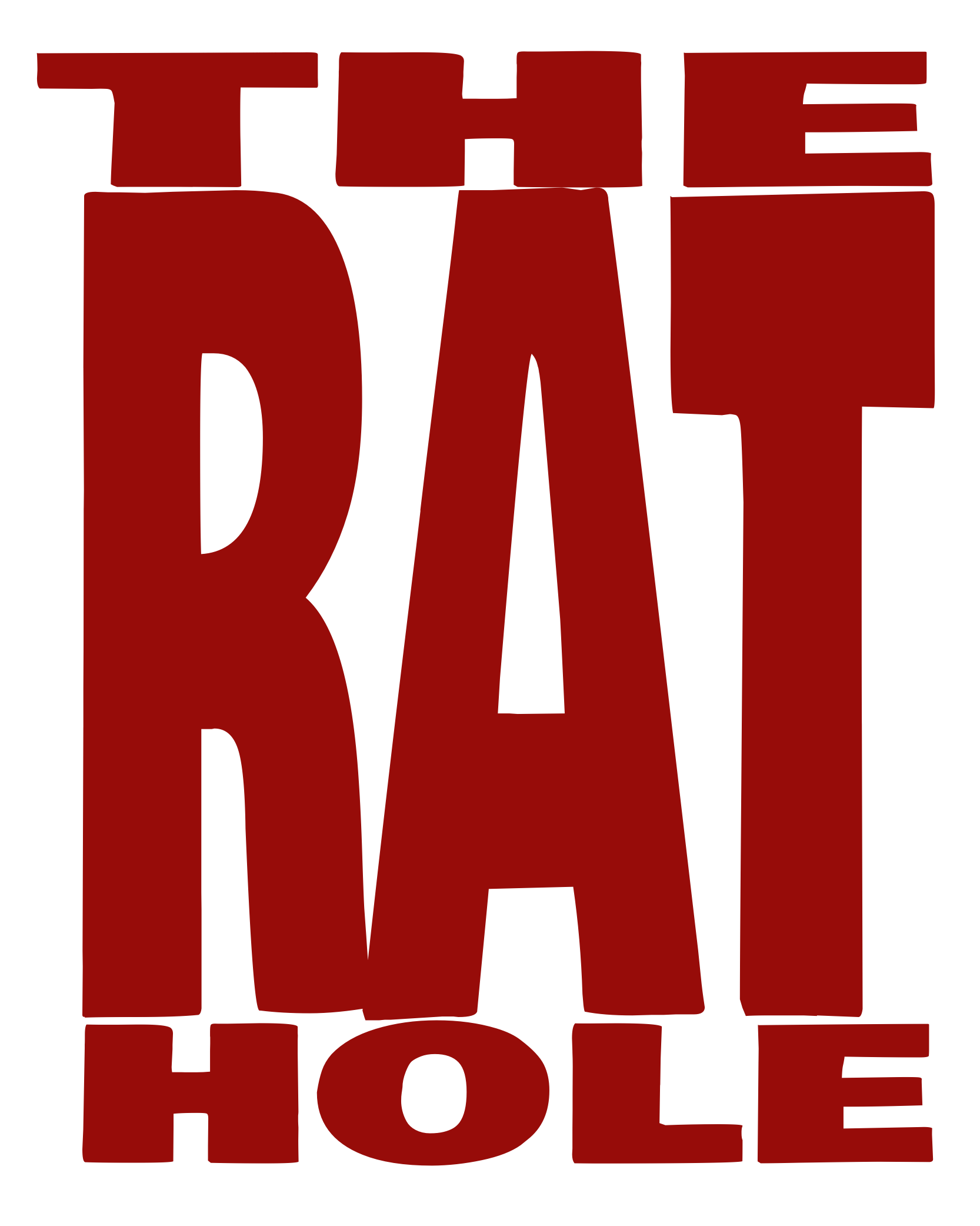 RAT HOLE STACK