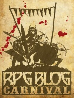 This image has an empty alt attribute; its file name is RPGBlogCarnivalLogoLarge-e1559786580391.jpg