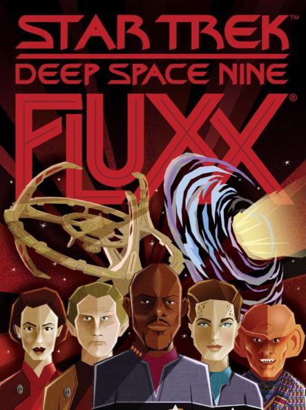 Star Trek DS9 Fluxx