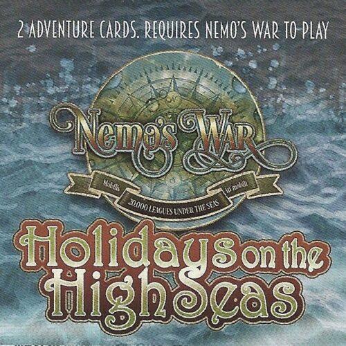 Nemo's War: Holidays on the High Seas