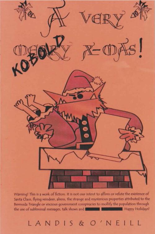 A Very Kobold X-Mas!