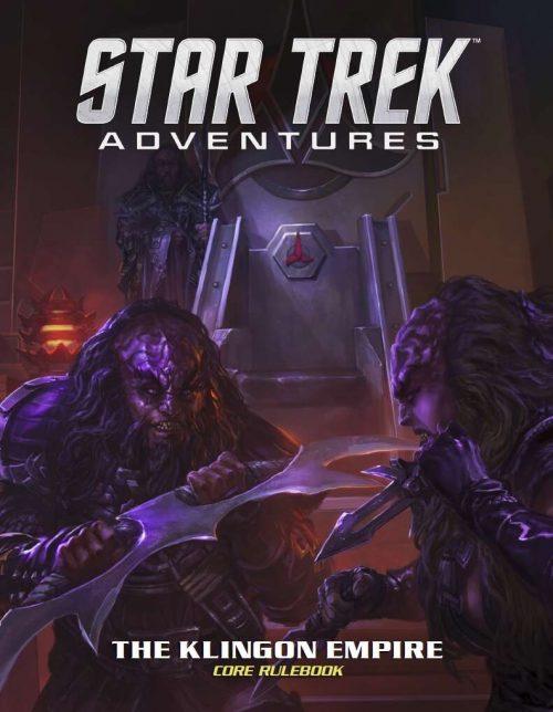 Klingon Core Rulebook