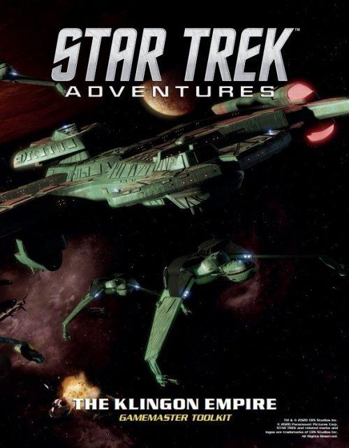 Klingon GM's Toolkit